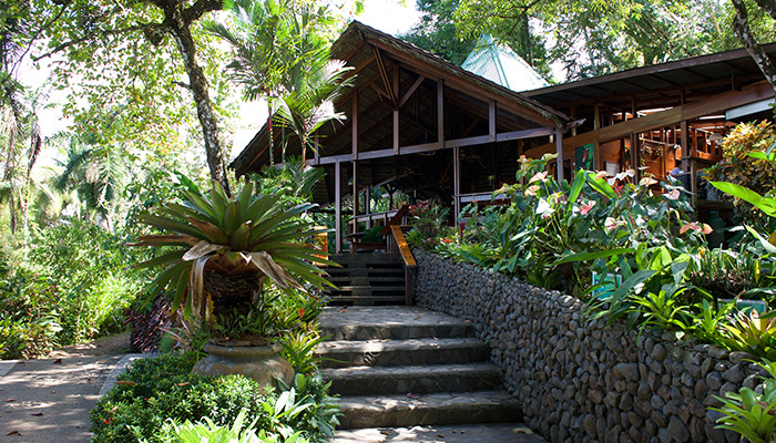 Aguila de Osa jungle lodge