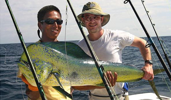 Big Mahi Mahi Costa Rica