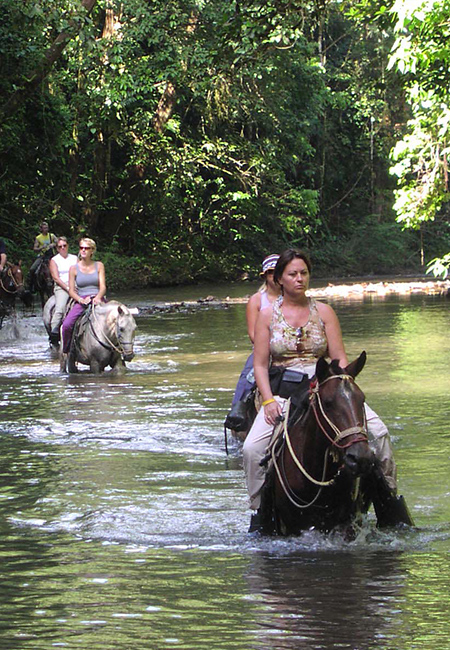 Horseback riding Costa Rica