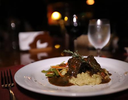Aguila de Osa fine dining