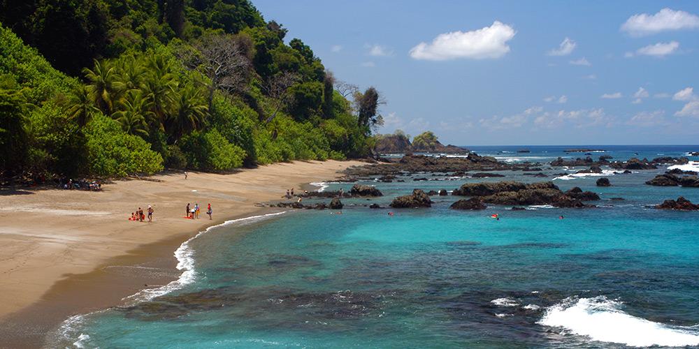 Cano Island Beach