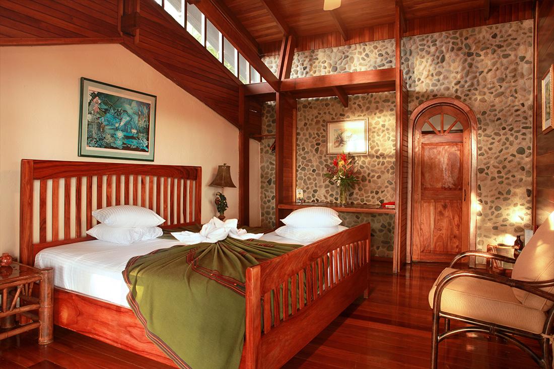 Deluxe room Drake Bay