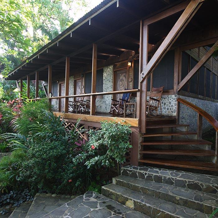 Drake Bay adventure lodge