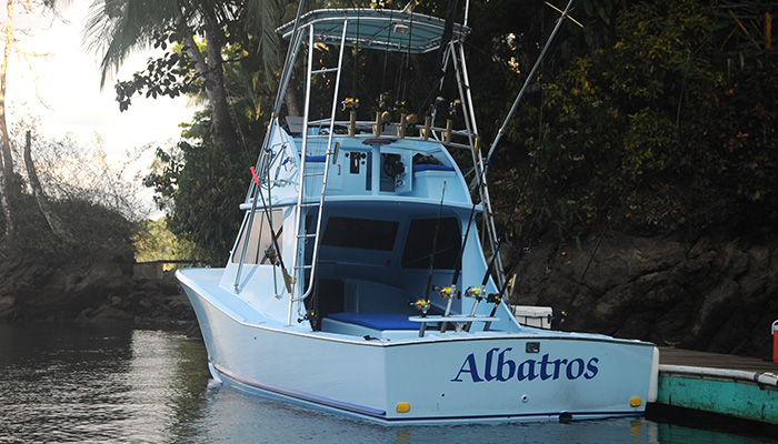 Albatros Fishing boat